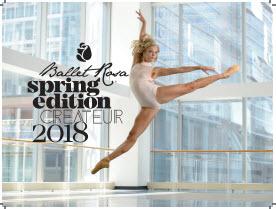catalogoballetrosacreateur2018 Catálogo Ballet Rosa