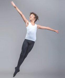 Malla Hombre Ballet Rosa Vincent5