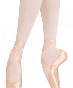puntas de ballet balance european bloch