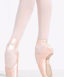 puntas de ballet capezio