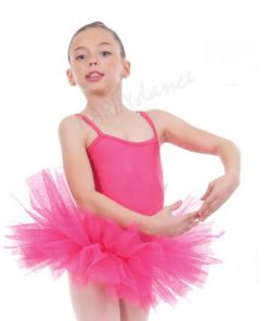tutu ballet lycra Happy Dance1
