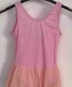 maillot ballet con falda happy-dance