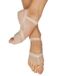 arañas de ballet capezio full body footundezz