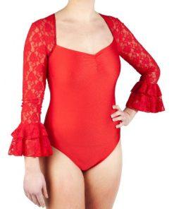 maillot de flamenco servan davedans1