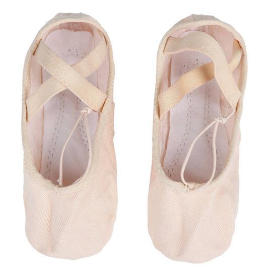1a034faf5 Media punta ballet Intermezzo Canvas FS