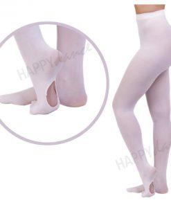 medias de ballet convertibles adulto happy dance