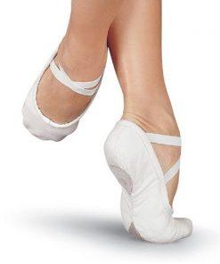 zapatilla ballet media punta sansha