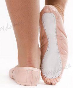 media punta ballet suela entera happy dance