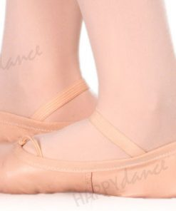 media punta ballet piel happy dance