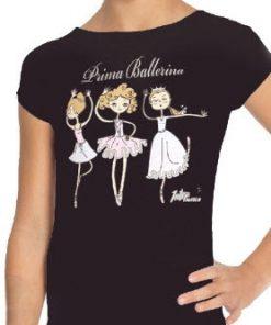 Camiseta Ballet Intermezzo Camprima