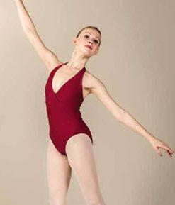 Maillot Ballet Rosa Aydee