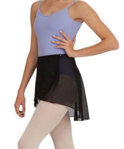 Falda Ballet Capezio Chiffon Skirt Adult