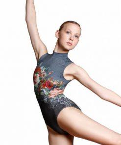 Maillot Ballet Rosa Romane