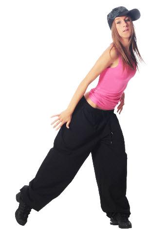 navegar por las últimas colecciones super servicio últimos diseños diversificados Pantalones Hip Hop Sansha