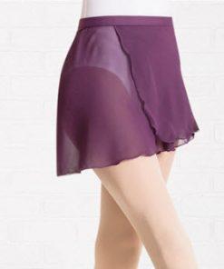 Falda Ballet Capezio Wrap Skirt