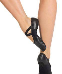Media Punta Ballet Capezio Hanami Leather