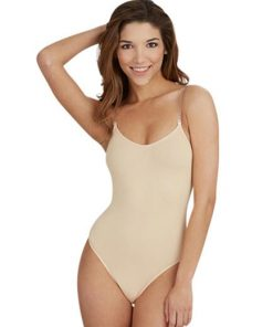 Maillot Capezio Camisole Clear Transition Straps