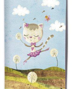 Cuaderno Intermezzo Gatita Danza