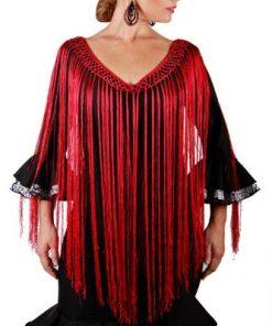 Flecos Traje Flamenco CHD