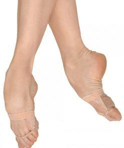 Arañas Danza Invisibles Bloch Foot Thong III Hombre