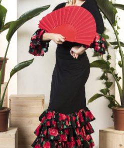 Falda Baile Flamenco Davedans Zagra