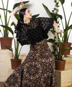 Falda Flamenca Davedans Alajar