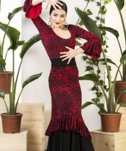 Falda Flamenca Davedans Aracena