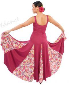 Vestido Flamenca Happy Dance E3693CE