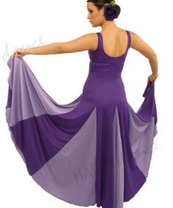 Vestido Flamenca Happy Dance E3693PS