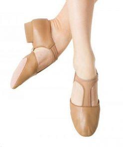 Zapatillas Profesores Ballet Bloch Elastosplit Grecian