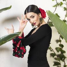 Top Flamenco Davedans Garrobo