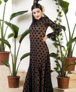 Vestido Flamenca Davedans Ojanco