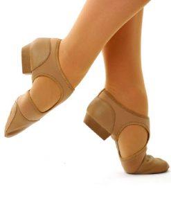 Zapatillas Profesores Ballet Capezio Pedini Femme