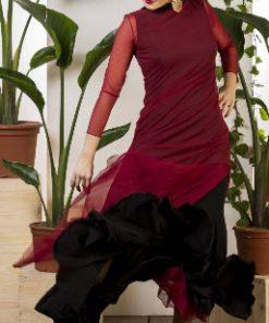 Vestido Flamenca Davedans Santomera