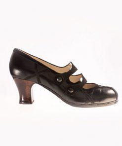 Zapatos de Flamenco Mujer Begoña Cervera Barroco