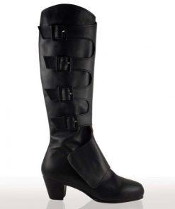 Zapatos de Flamenco Hombre Begoña Cervera Bota Guerrero