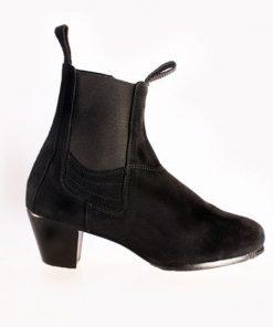 Zapatos de Flamenco Hombre Begoña Cervera Boto Cremallera