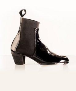 Zapatos de Flamenco Hombre Begoña Cervera Boto Elástico