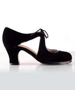 Zapatos de Flamenco Mujer Begoña Cervera Escote