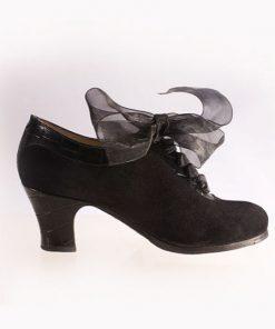 Zapatos de Flamenco Mujer Begoña Cervera Inglés Coco