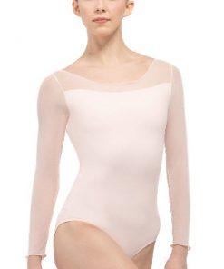 Maillot Eleonora Ballet Rosa