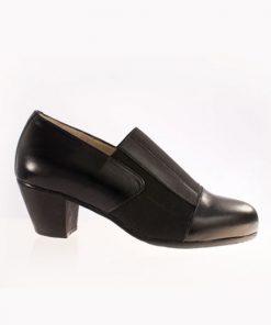 Zapatos de Flamenco Hombre Begoña Cervera Suave Caballero
