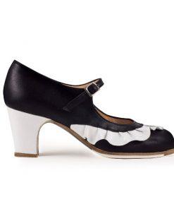 Zapatos de Flamenco Mujer Begoña Cervera Volante