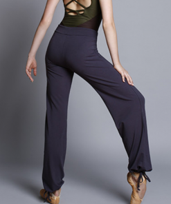 Pantalón Calentamiento Ballet Rosa Ayana