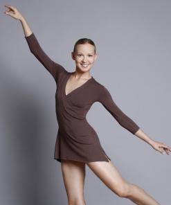 Vestido Faye Ballet Rosa
