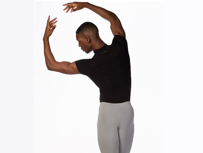 maillot ballet hombre
