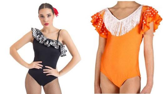 maillots flamenco