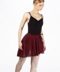 Falda Ballet Capezio Full Sweep Wrap Skirt