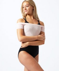Jersey de Punto Cropped Sweater Capezio