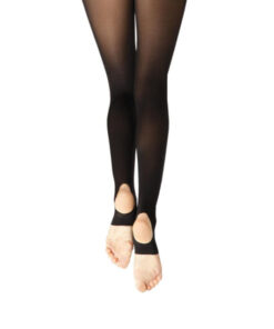 Medias Danza Estribo Capezio Hold & Stretch Stirrup